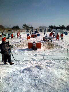 雪合戦大会2