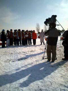 雪合戦大会1