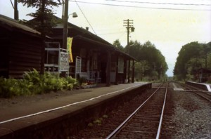 甲斐小泉駅1