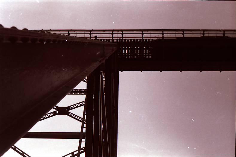 餘部鉄橋1