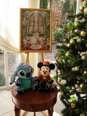 クリスマス・・・。