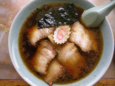 バラチャーシュー麺