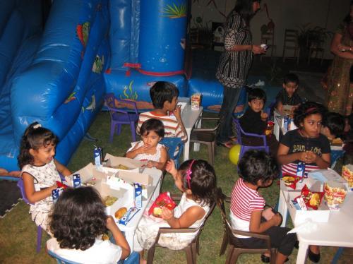 ARYENs birthday party (3)