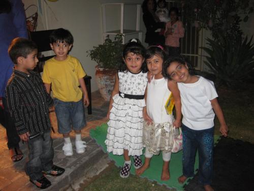 ARYENs birthday party (4)