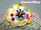 アイス付きクッキー2