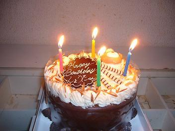 翔太の誕生日4