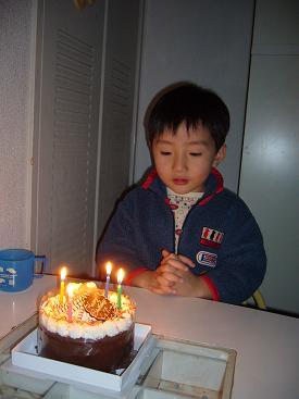 翔太の誕生日5