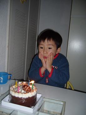 翔太の誕生日6