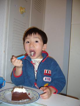翔太の誕生日10