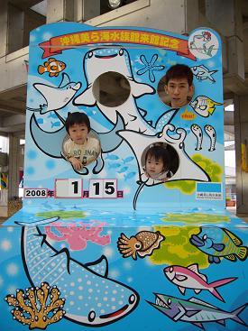 美ら海水族館25