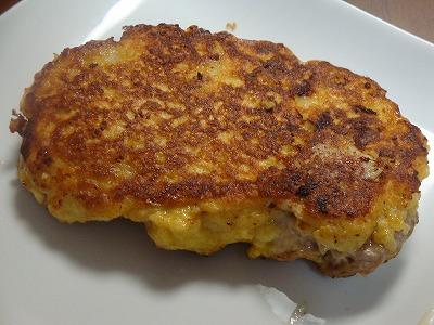 111211鶏モモ肉のふんわり卵包み焼き3