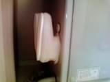 洗濯機の横02