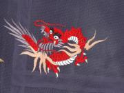 龍紋刺繍2