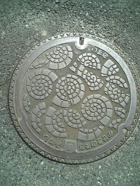 マンホール(美祢市)