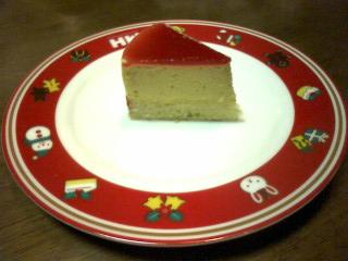 今日つくったケーキ