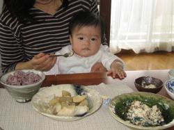 2007.3.19.離乳食