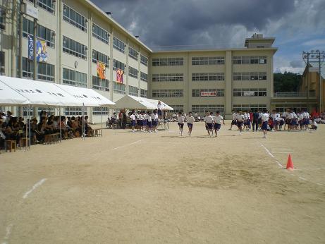 第62回兼六中学校運動会