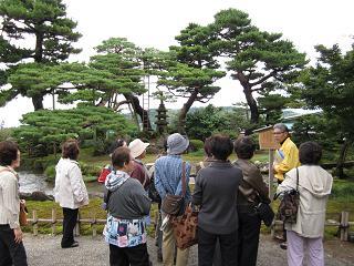 松の話も、いろいろあり面白く聞くことができました・・・