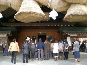 東日本震災の復興を皆で祈願