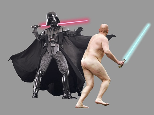 裸のJEDI