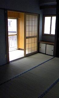 すみれ荘 和室②