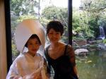 綾ちゃん結婚式