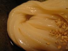 ツヤツヤ麺