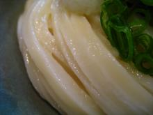 綺麗な麺線