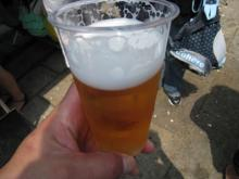 まず乾杯♪