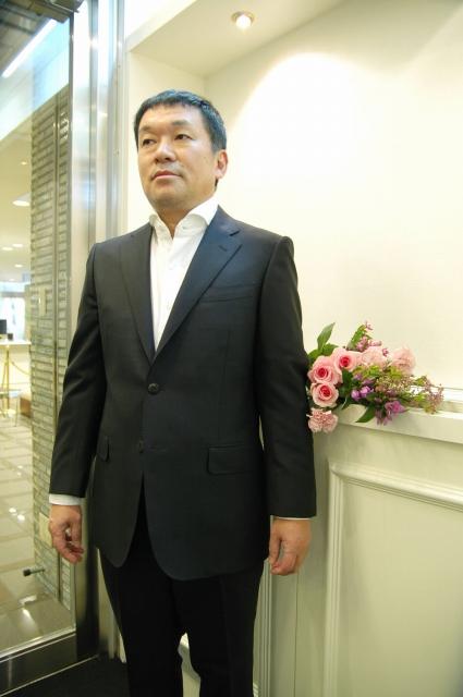 オーダースーツ名古屋