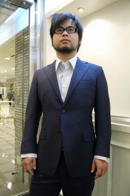 オーダースーツ名古屋 CANONICO カノニコ