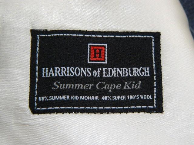 Harrisons ハリソンズ オーダースーツ名古屋