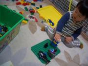 LEGOに集中!!