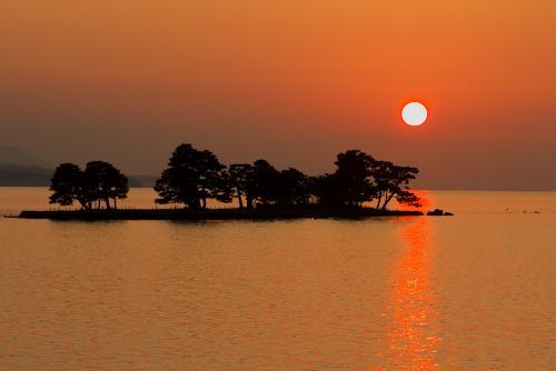 宍道湖ー1