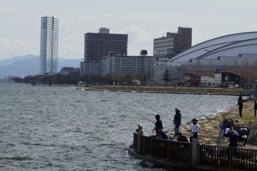 琵琶湖ー1