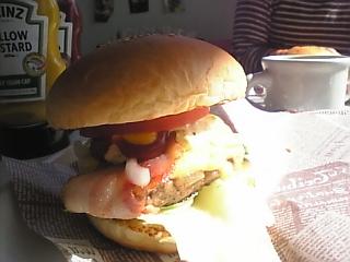 ハンバーガー 004