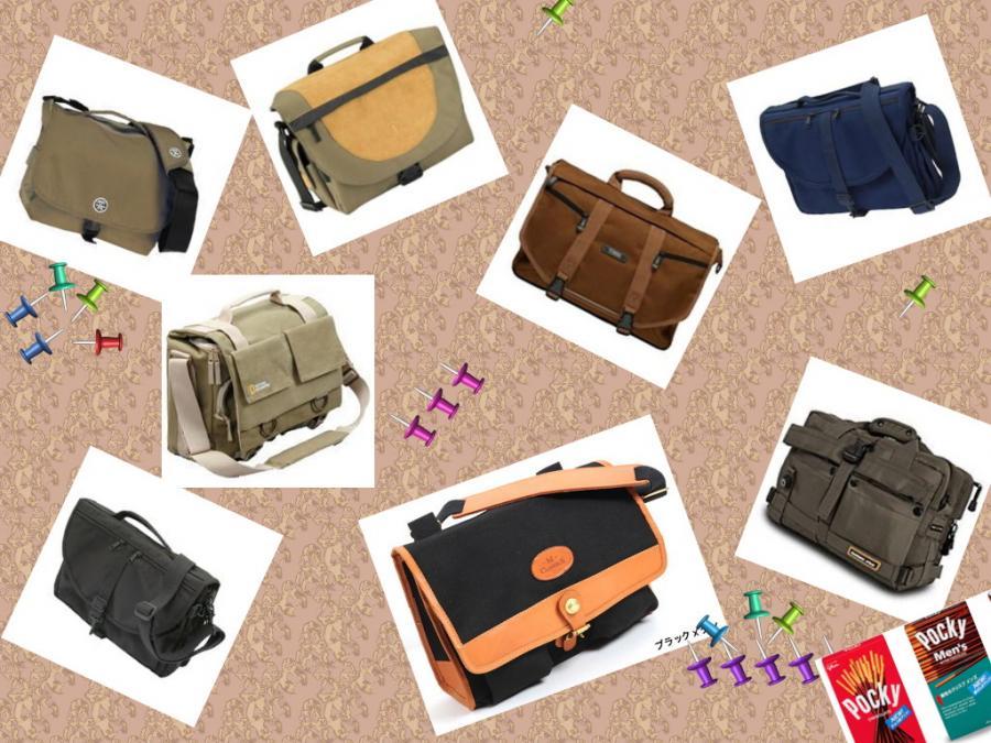 各メーカーのバッグ