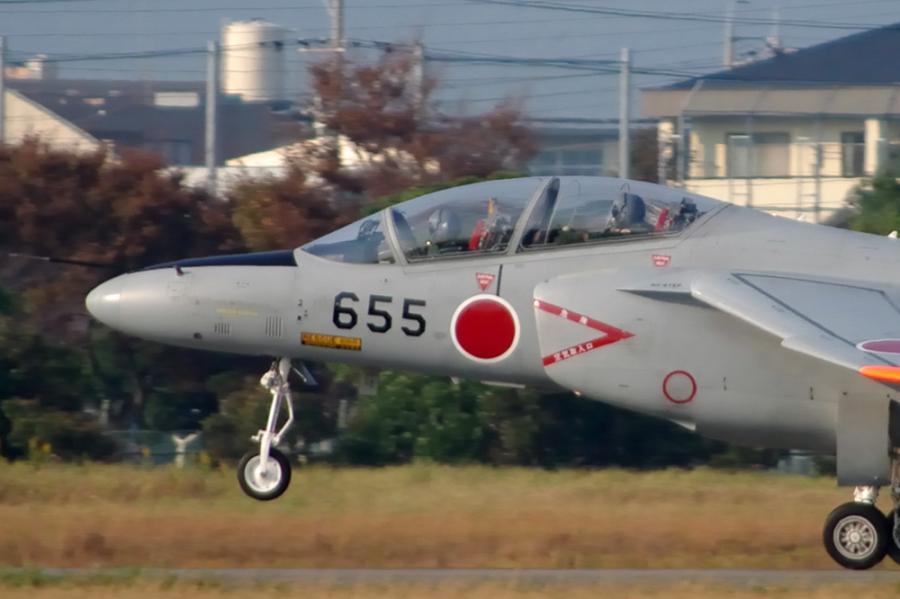 浜松基地中等練習機T4
