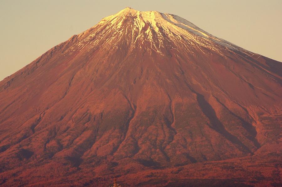 赤富士b1