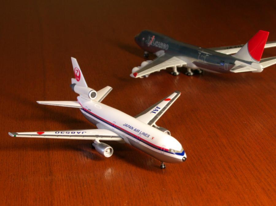 JAL機b