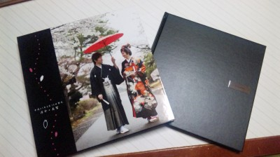 結婚式写真集