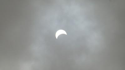 7月22日 日食