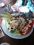 大盛りサラダ