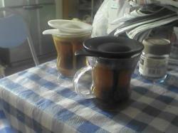 紅茶を一緒に・・・