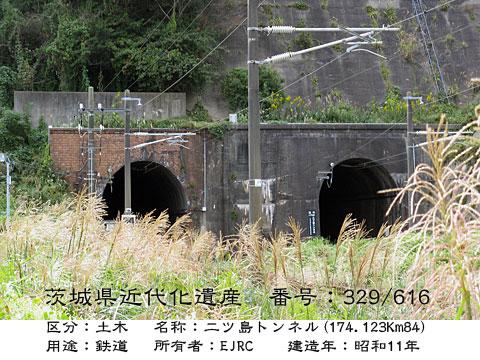 二ツ島トンネル