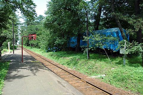 津軽鉄道オハ311