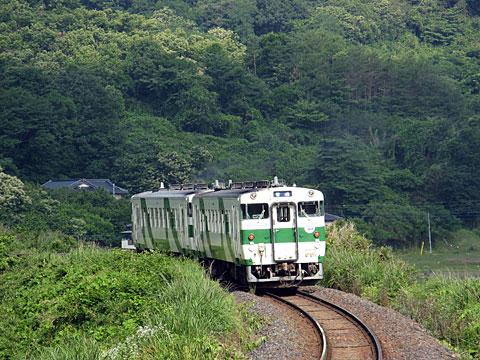 烏山線滝駅