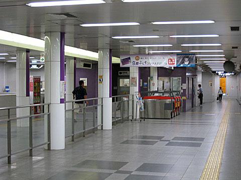 京都市営地下鉄東山駅