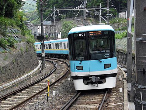 京津線大谷駅