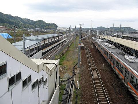 近江鉄道米原駅